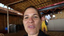 Lunch with Kate Insights and Blessings, Solo Healing Journey, Day 77, Goa, India
