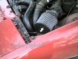 Closer look: 41 mpg hydrogen turbo 240sx nissan water4gas