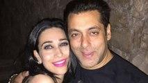 Salman Khan Parties Hard With Karisma Kapoor
