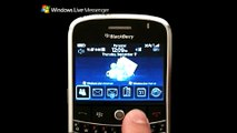 Cómo instalar Windows Live Messenger (msn) en tu BlackBerry