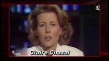 16 aout 1991 ... Le 1er JT de Claire Chazal sur TF1.