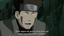 Naruto Shippuden - Kiba Inuzuka & Neji Hyuga funny scene (español/english)