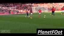 Amazing Football Goals Scored on Training    HD