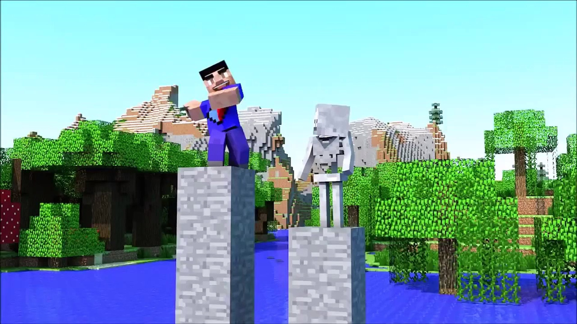 Top 5 Minecraft Songs - September 2015 - Minecraft Songs/Parodies