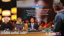 """GDJ : Manuel Valls condamne les tags antisémites sur le """"vagin de la reine"""" à Versailles"""