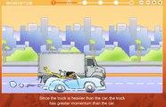 physics course 06: mechanics - momentum - impulse and momentum