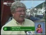 Acidente do Ilha Azul na Ilha Graciosa RTP AÇORES 28 AGO 07