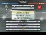 Juventus Turin 0-0 Arsenal