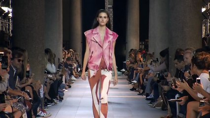 Roberto Cavalli Woman Fashion Show SS 2016