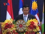 Asean Wants Code of Conduct on South China Sea Before Talks (Cambodia news in Khmer)