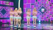 (150904)  myB 마이비 - MY OH MY 심장어택 @ KBS2 Music Bank