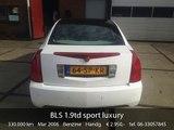 Cadillac BLS 1.9td sport luxury (bj 2006)