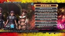 Onechanbara Z2: Chaos parotid