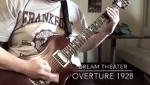 Overture 1928 by DREAM THEATER 弾いてみた