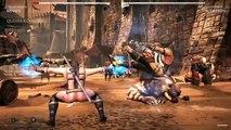 Mortal Kombat X KENSHI - NINJA KLASSIC Version - MKX - MOD