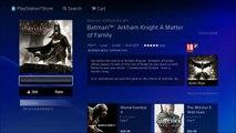 Batgirl A Matter of Family Walkthrough Initiated (Batman Arkham Knight DLC)