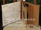 SARIE MARAIS by Josef Marais 1939 South African Folk Song