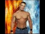 wrestling (John Cena, Rey Mysterio & Jeff Hardy)