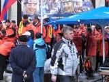 TINA MAZE - sprejem v Črni na Koroškem 14.2.2009