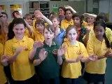 South Kalgoorlie Primary School - Bailey&Shana - GenerationOne Hands Across Australia 2011