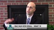 Endicott Athletics Introduces Head Football Coach, Kevin DeWall