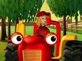 Tracteur Tom Nouveau HD 2015 •• Tracteur Tom Complet en Francais 2015  Episode Long 4