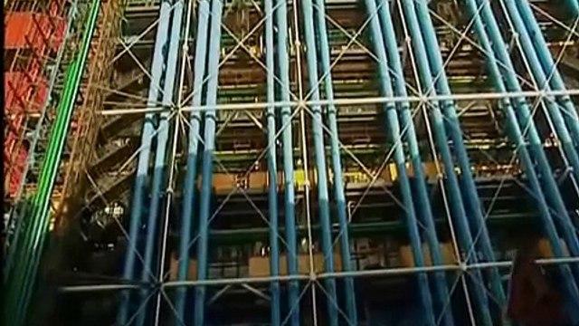 El Centro Georges Pompidou parte 1