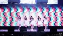 Les membres d'un groupe de K-pop victimes de 6 chutes lors d'un concert