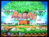 Super Smash Bros Melee: Jigglypuff VS Kirby