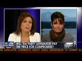 """Palin Blames Her Ignorance About A Government Shutdown On """"Budget Gurus'"""" Silence"""