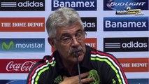 Contra Argentina no temblarán las 'cañitas': 'Tuca'