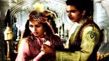 Madhubala & Dilip Kumar on TUM HO SAATH RAAT BHI HASEEN HAI(color)