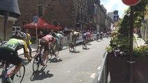 Premiers tours du Grand prix cycliste de la ville