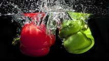 High Speed Photography Tutorial with Splashes and Flashes
