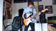 Rainbow Road (Mario Kart 64) Guitar Cover