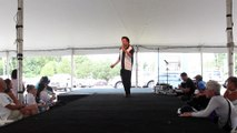 Nathan Shigemura sings 'Blueberry Hill Can't Stop Loving You' Elvis Week 2015