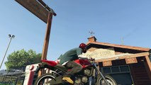 GRAND THEFT AUTO 5 (GTA5) AMD A6 6400K APU Normal Settings Test Gameplay 2015