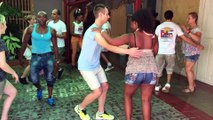 Cuba Festival del Caribe 2015 Cours du matin rueda niveau debutant et intermediaire