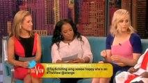 "Taylor Schilling of ""Orange is The New Black"" talks"