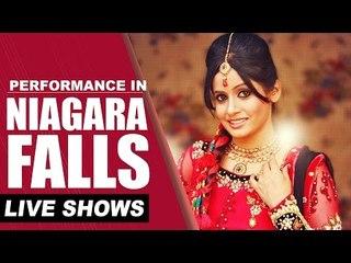 Miss Pooja - Live Show in Canada, Niagara Falls