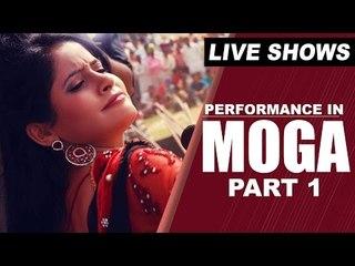 Miss Pooja - Live Show In Moga (Punjab)   Part 1