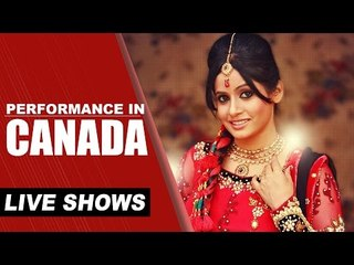 Live Show - Miss Pooja | Great Performance in Canada