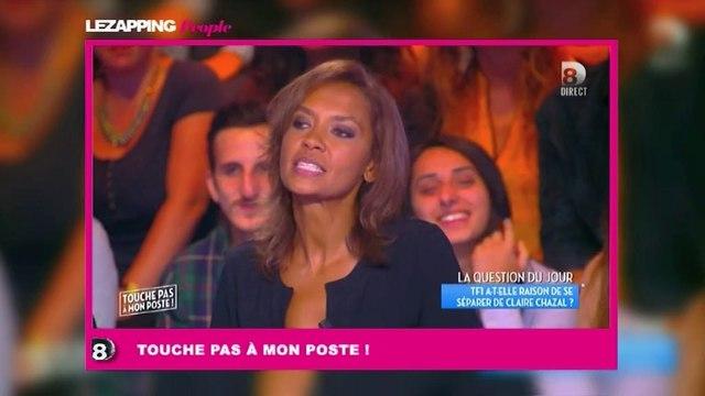 """Karine Le Marchand sur Claire Chazal : """"Elle a 57 ans, elle va partir avec des centaines de milliers d'euros [...], ça va !"""""""