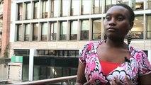 Assas WebTV:  Angela, étudiante malvoyante à Assas
