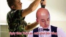 Nhạc Chế Tuấn Hưng cạo trọc đầu - Phan Đình Tùng gọi anh Hưng về đội