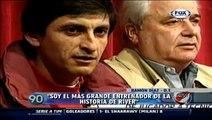 Homenaje Ramon Diaz 90 Minutos de futbol (30-11-2012)