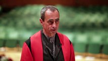 Keith Griffiths Cardiff University Honorary Fellow 2014