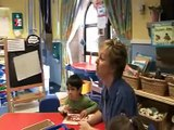 Chef Phil Vickery visits Busy Bees Burntwood Nursery