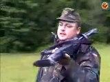 Bundeswehr Funny MG3 G36 :)
