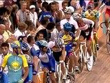 Bradley Wiggins Makes British Olympic History - Athens 2004 Olympics